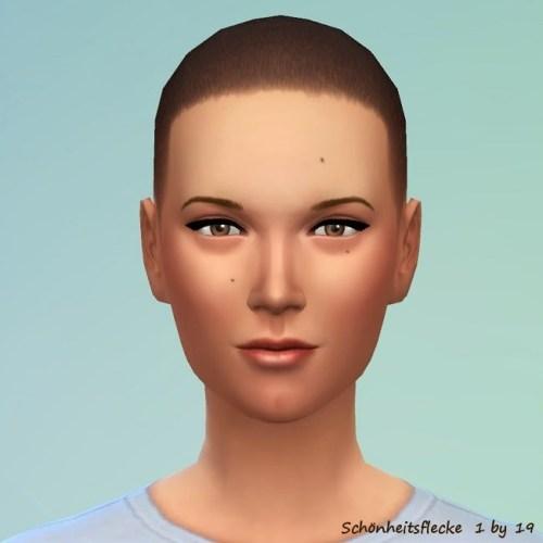 Beauty spots 1