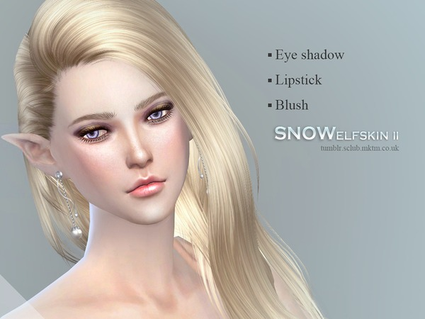 Snow Elf Skintones All-age II By S-Club