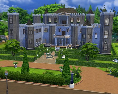 Old Manor by Sim4fun