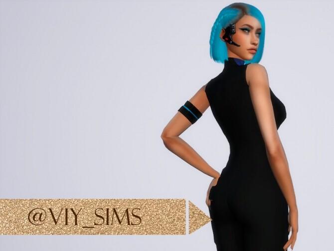 JUMPSUIT APOCALYPSE SCI-FI By Viy Sims
