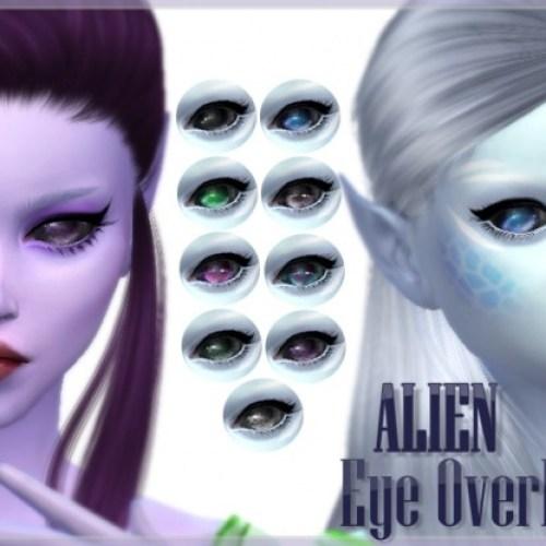 Alien Eyes Overhaul by kellyhb5