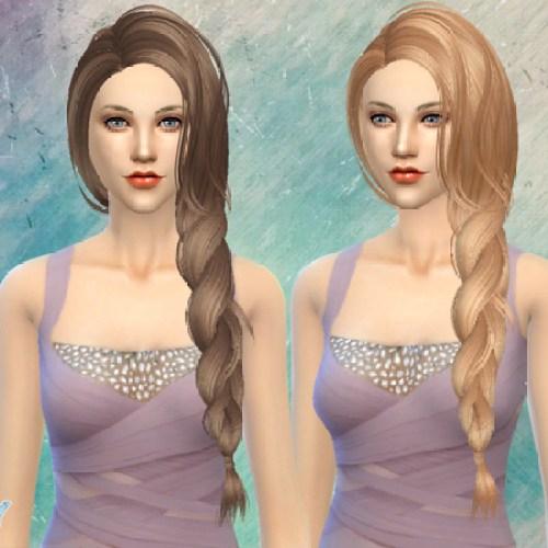 Hair 155 Ailisa by Skysims