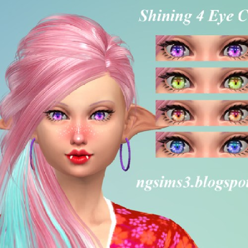 Shining 4 Eye Color by ngsims3
