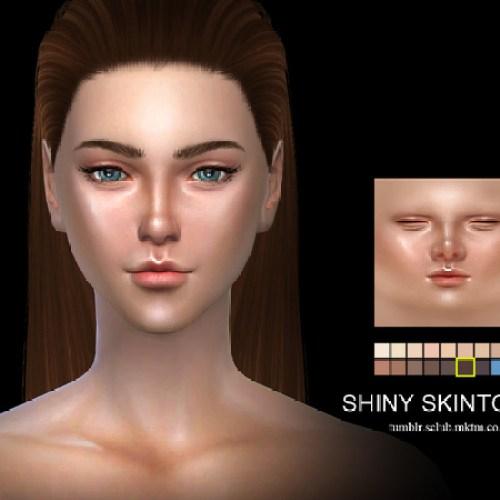 SHINY Skintones (F)1.0 by S-Club WMLL