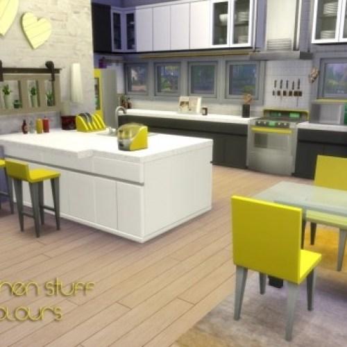 Cool Kitchen Stuff recolors