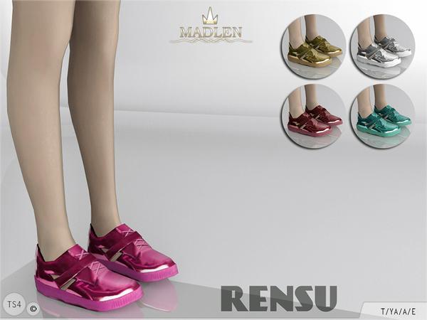 Madlen Rensu Sneakers By MJ95
