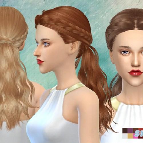 Hair 270 Tina by Skysims