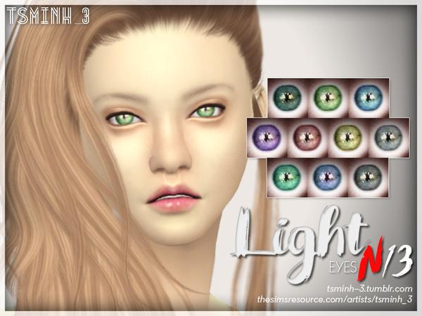 Light Eyes By Tsminh_3