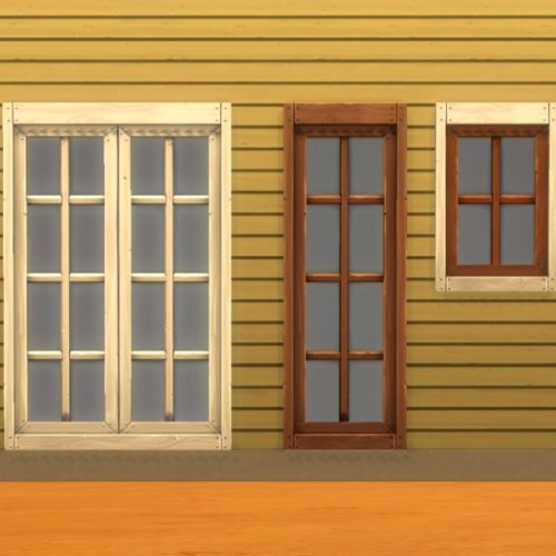 Mega Double Budget Grand Deluxe Delite Window Add-Ons by plasticbox