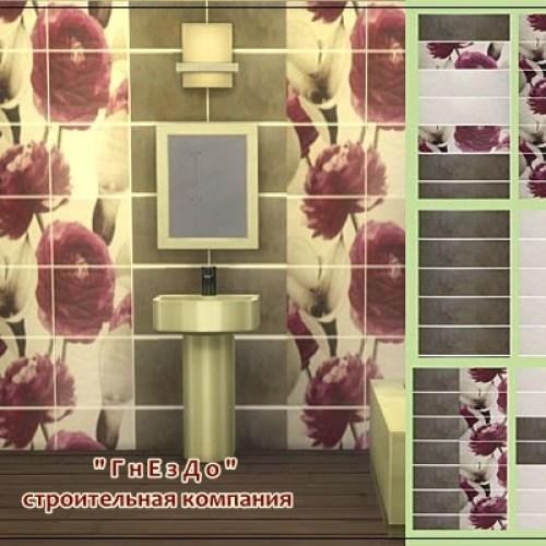 Comfort Bathroom tiles