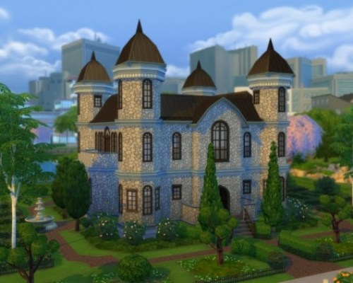 castle - Tagged Sims 4 Downloads