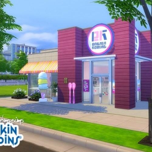 Simskin Robbins & Dunksim Donuts
