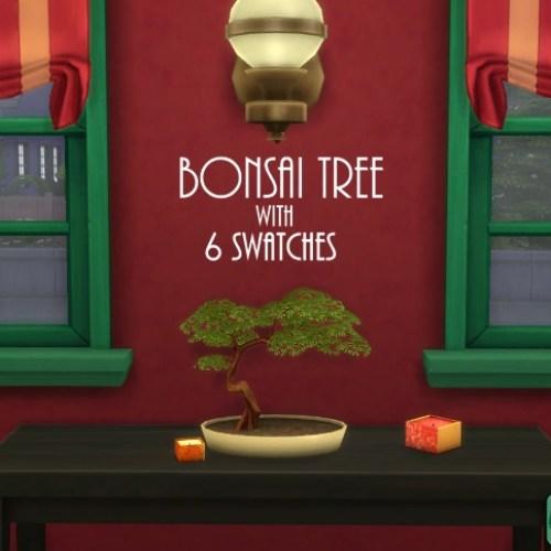 Bonsai Tree by OM