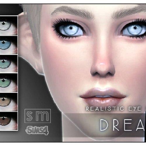 Dream Realistic Eye Mask by Screaming Mustard