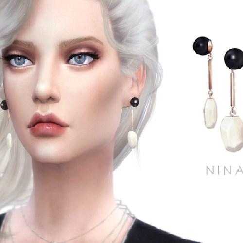 Earrings NINA by starlord