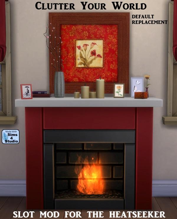 Clutter Your World Heatseeker With 39 Slots By OM