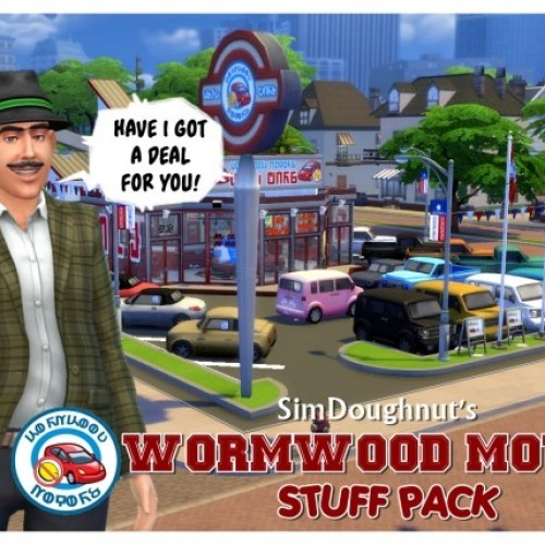 Wormwood Motors Stuff Pack