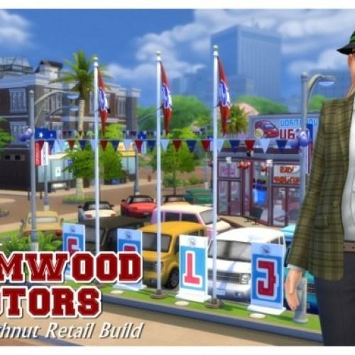 Wormwood Motors Retail Lot