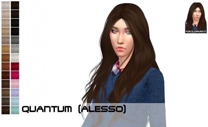 Alesso Hairdump Update
