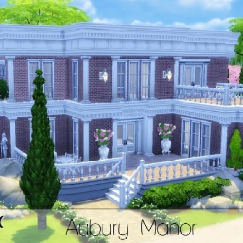 Aubury Manor by Jaws3
