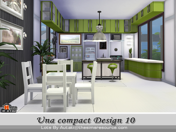 Una Compact Design 10 House By Autaki