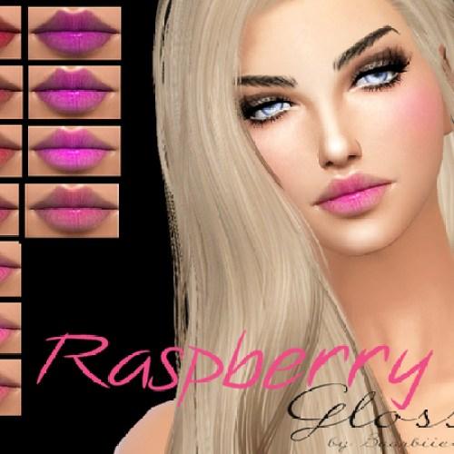 Raspberry Gloss by Baarbiie-GiirL
