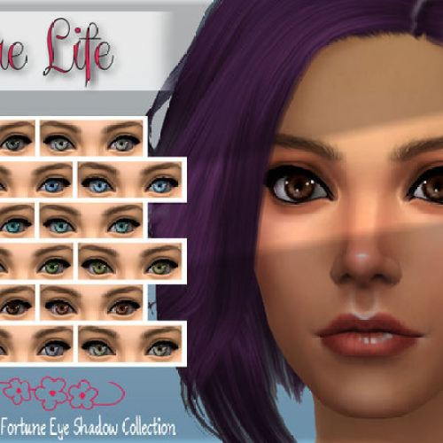 True Life Eye Collection by fortunecookie1