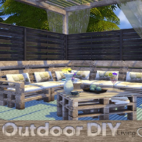 DIY Outdoor Living by BuffSumm