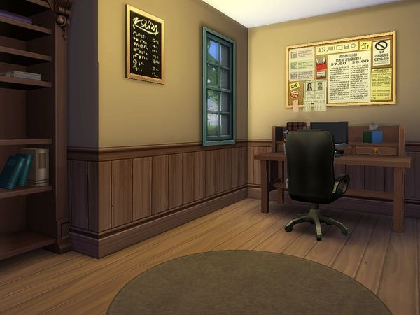 Willowbank Crest House By Petitchouchou