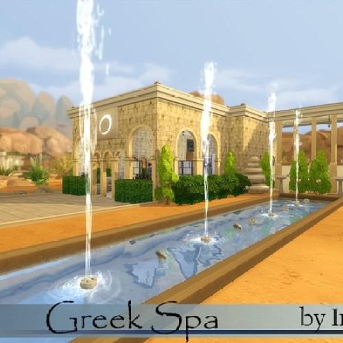Greek Spa by Ineliz