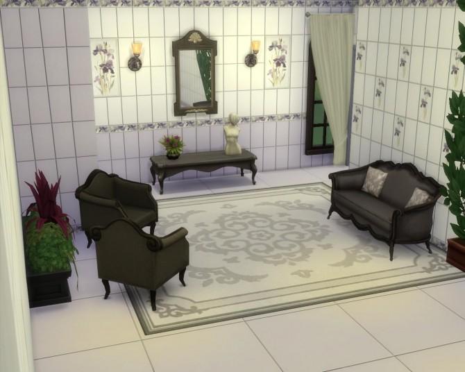 Iris Тile Set By AdeLanaSP