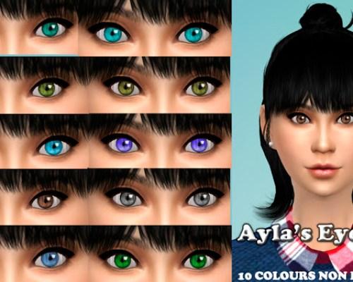 Eyes 01 Non-Default