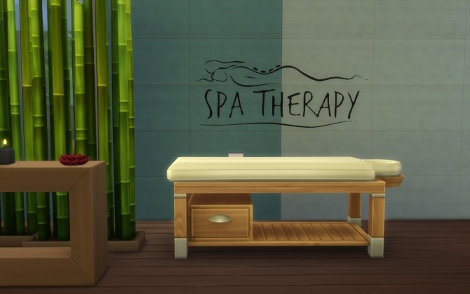 Spa Stickers By Limoncella