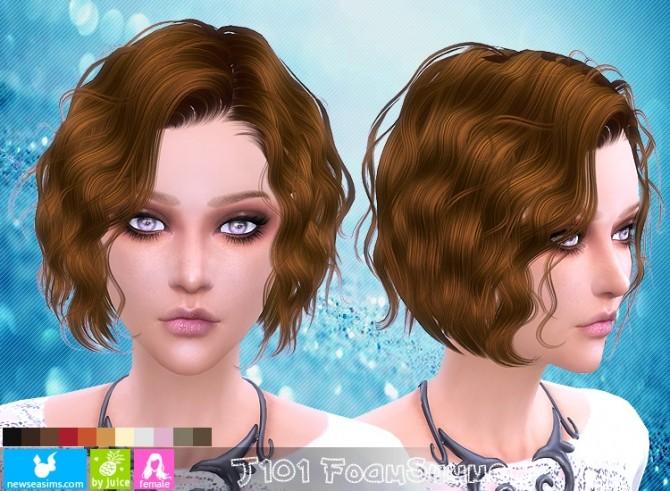 J101 Foam Summer Hair (Pay)