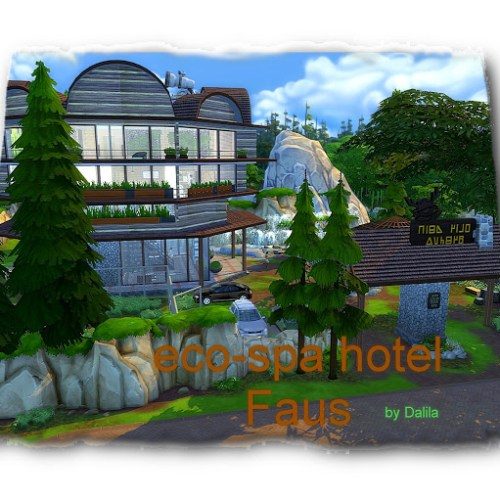 Eco-Spa hotel Faus