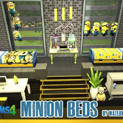 Minion beds by Waterwoman
