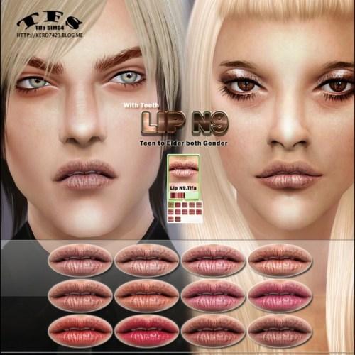 Lips N9 M/F