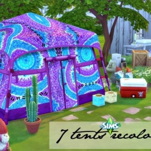 7 Tent Recolors