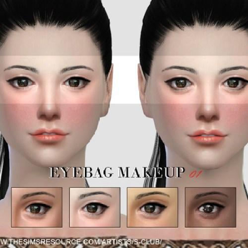 Eyebag 01 by S-Club WM
