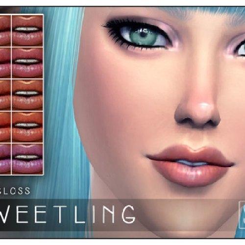 Sweetling Lip Gloss by Screaming Mustard