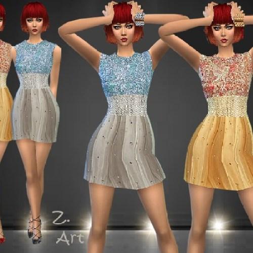 Glitter dress by Zuckerschnute20