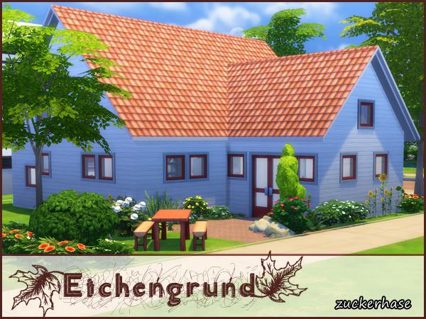 Eichengrund House By Zuckerhase