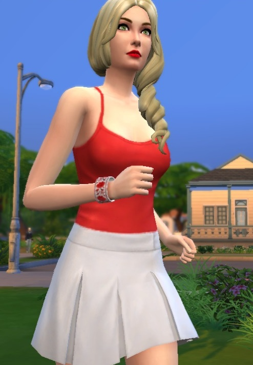 Best Ponytail CC Hair For The Sims 4 (All Free) - FandomSpot