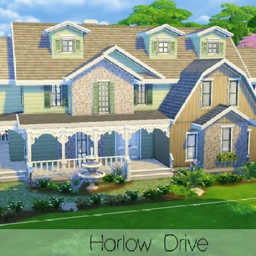 Harlow Drive house by Jaws3