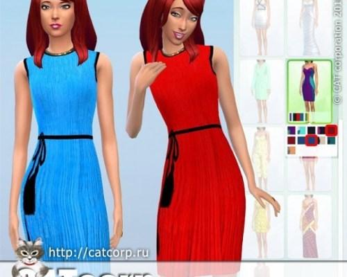 TS4 Dress 001 (free)