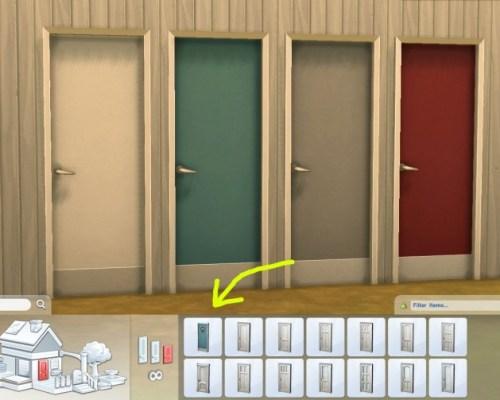 Featureless Fiberglass Doors by plasticbox