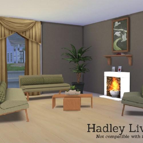 Hadley Livingroom by Angela