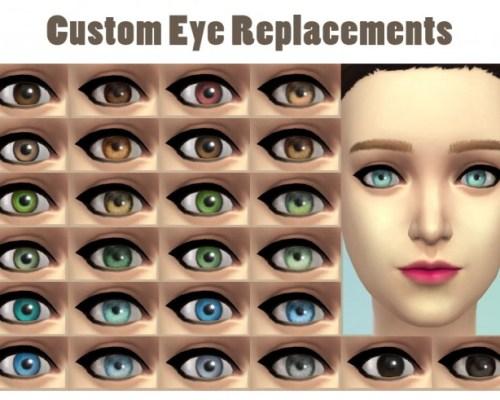 Custom Eye Replacements