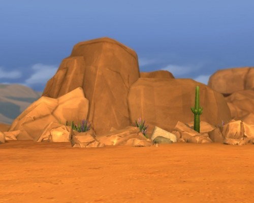 Liberated Rocks by plasticbox
