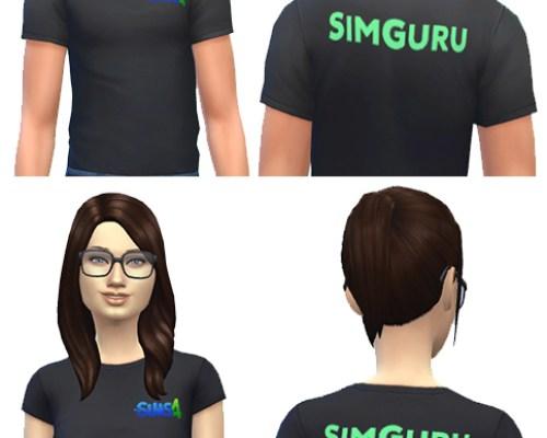 SimGuru T-Shirt by skunc
